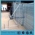 Panneaux de clôture temporaires galvanisés à bas prix