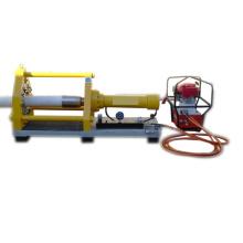 Máquina de estampado para conector de tubería