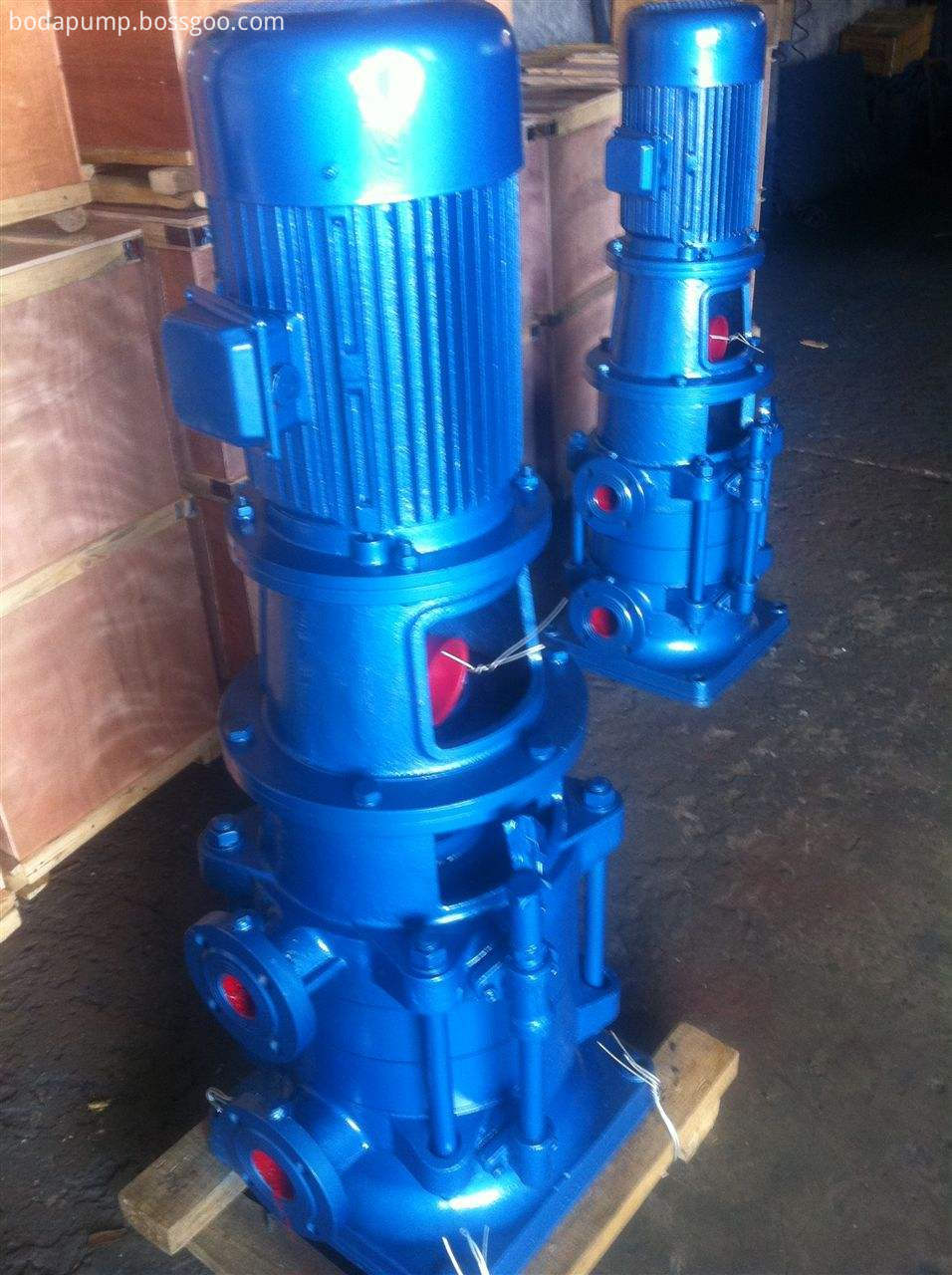 ISGB type demolition vertical pipeline centrifugal pumpdisassembled pipeline centrifugal pump 1