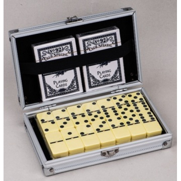 Promotion  Plastic Double 6 Dominoes