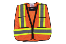 new design high visibility special reflective safety vest