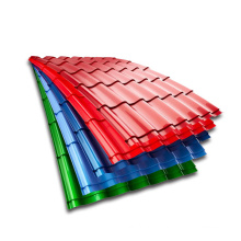 Best Price PPGI / PPGL Color Coated Corrugated Steel Roofing Sheet Perpainted Galvanized Steel Roofing Sheet