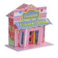 Small House 3d Puzzle Safe