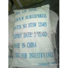 Soda asche dicht 99,2% min in china