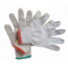 Guantes de trabajo de alta calidad, guantes de seguridad, guantes de algodón 400g