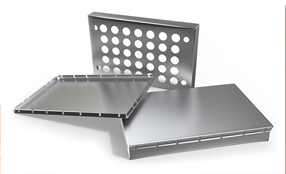 RF-Metal Shields