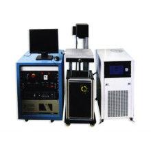 Marca máquina JK-YAG del laser-50w