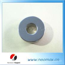 Aimant d'anneau radial permanent
