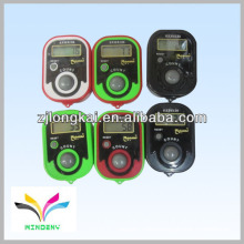 promotional gift muslin gogo hand tally 6 digit digital counter meter