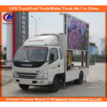 Foton LED Truck with P10 Screen