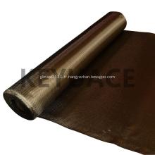 Tissu de fibre de basalte à résistance thermique