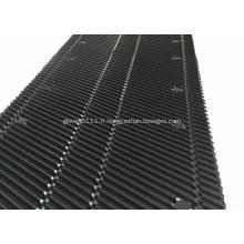 Remplissage de PVC de tour de refroidissement suspendue à contre-courant de 1220mm