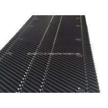 Enchimento de suspensão do PVC da torre refrigerando do fluxo contrário de 1220mm