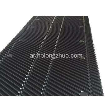 1220mm Counter Flow Hanging Cooling Tower PVC Fill