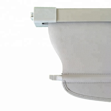 For Mercedes Benz ML350 Rear White Cargo Cover