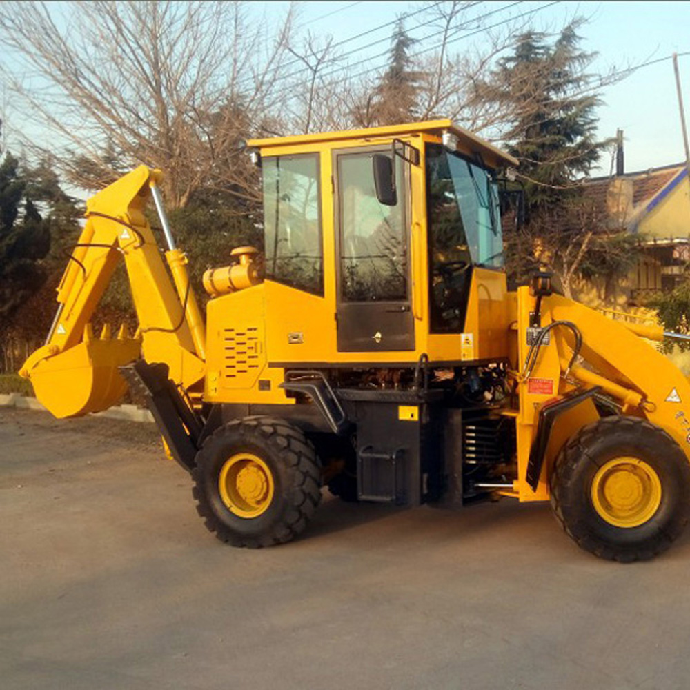 Backhoe Excavator Price