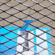 Chine Maille de clôture en métal déployée fabricant