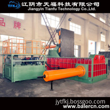 (TFKJ) Y81/T-1000 Bale Pushing Hydraulic Metal Scrap Copper Baler
