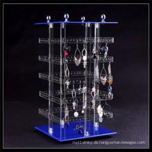 Kundenspezifische Acryl POS Retail Merchandisers für Ohrring