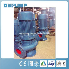 GW pipeline single-stage vacuum sewage truck pump