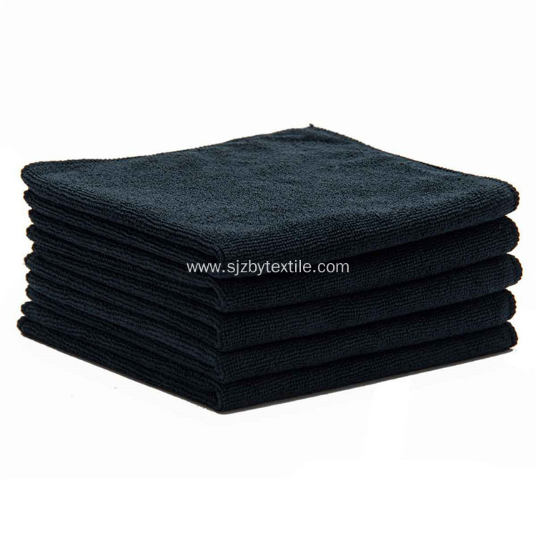 High Quality 40x40 Luxury Microfiber Car Clean Towel