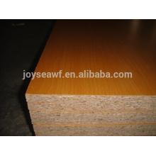1220 * 2440 мм меламиновая ламинированная ДСП / меламиновая плита в продаже / ДСП из меламина для наружного использования