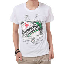 Top Hotsale Fashion Printing Custom 100% Cotton Men T Shirt