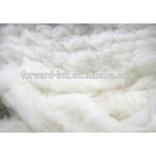 fibre de cachemire peignée blanche, gris clair, marron