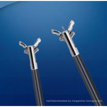 Solo uso de fórceps de biopsia electroquirúrgica con CE