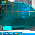 Cheap price uv-coated polycarbonate plastic sheet panels