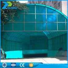 Дешевой цене УФ-покрытием поликарбонат листовые панели