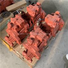 Bomba principal hidráulica para escavadora Doosan Hydraulic Systerm
