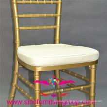 Almofada macia para cadeira cadeira chiavari