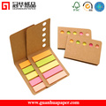 Recycle Kraft Paper Sticky Note/Customized Notepad