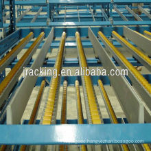 Jracking Storage Facility Adjustable floating av equipment shelves