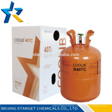 Good Price Refrigerant gas R407C