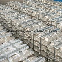 Lingot d'alliage d'aluminium de haute qualité