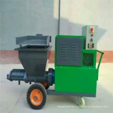 Wall Putty Spray Machine,remote control switch Cement Mortar Spray Machine