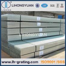 Grade de aço galvanizado/Metal/Lattice de aço grelhas chão