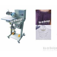 Rhinestone One-disc Ultrasonic Welding Machine, Beads Hot-fix Machine For Clothes, Jeans