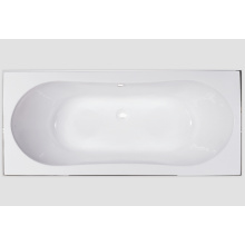 Ce Certificated Quality 1800mm X 800mm Milan Inset Drop in Bath Tub