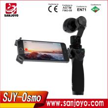 Cámara Osmo DJI 4K Steady 360 hold manual con 4K cámaras HD más altas