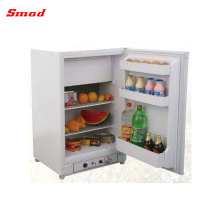 LPG Gas Kerosene Single Door Mini Refrigerator