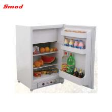 LPG Gas Kerosene Single Door Mini Refrigerator