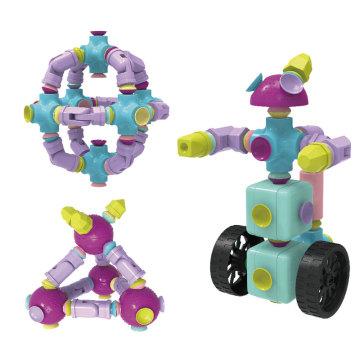 Pädagogische Spielzeug Cupula Baustein Sucker Spielzeug Set