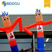 Hotsale Skyman bailarina de aire de marionetas Publicidad Tubos inflables de aire Sky Dancing