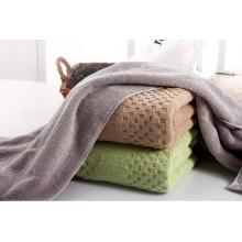 (BC-TB1001) Serviette de bain 100% coton éponge de haute qualité
