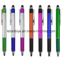 Option de couleur variée! Stylo à bille en plastique (LT-C716)