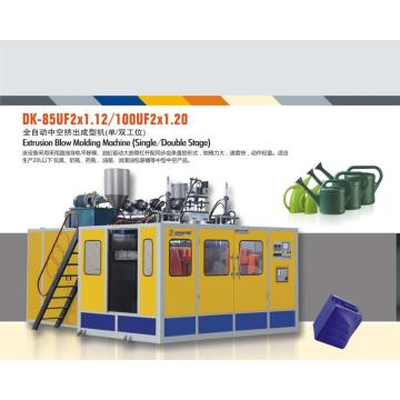 Bottle lubricant Oil Barrel Blow Molding Machine