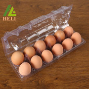 Vacuum Forming Plastic Blister Tray For Fresh Eggs